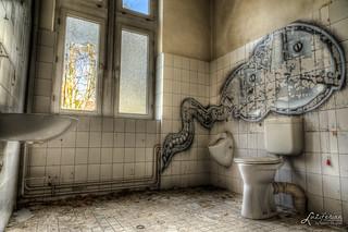 Abandoned Hospital XI