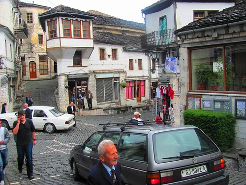 Gjirokaster Intersection