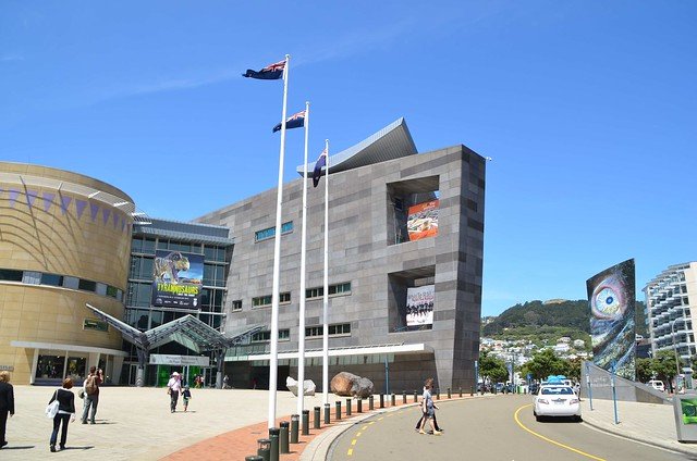Museum of New Zealand Te Papa