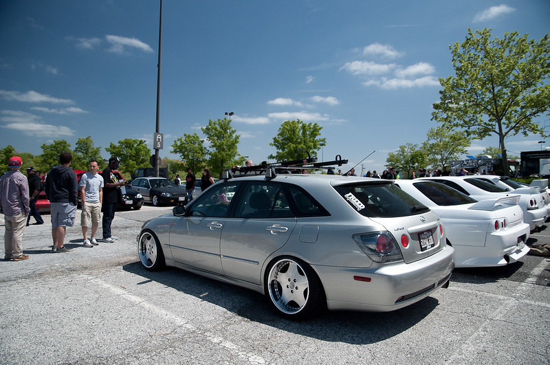 VIP Lexus IS300