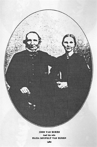Father Martin Van Buren