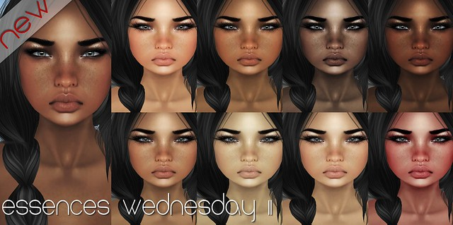 NEW! Essences Wednesday II