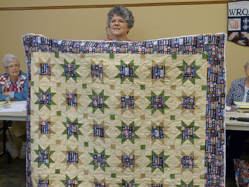 QOV challenge quilts
