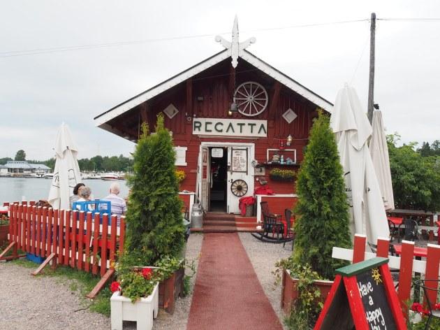 海辺のカフェ・レガッタ