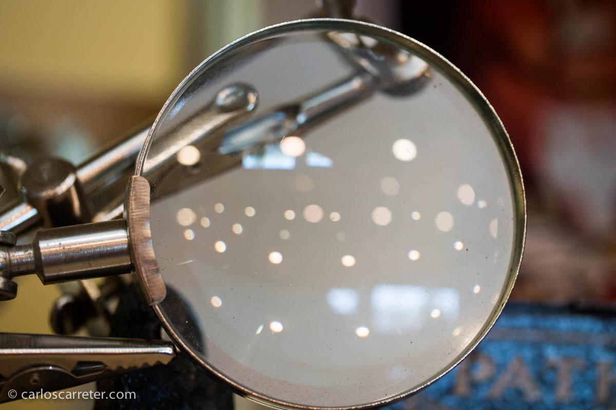 ¿Coleccionismo de lupas… o lupas para coleccionistas?