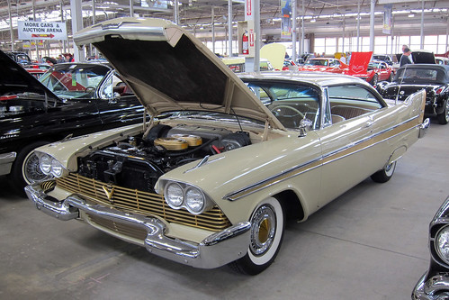 1958 Plymouth Fury a