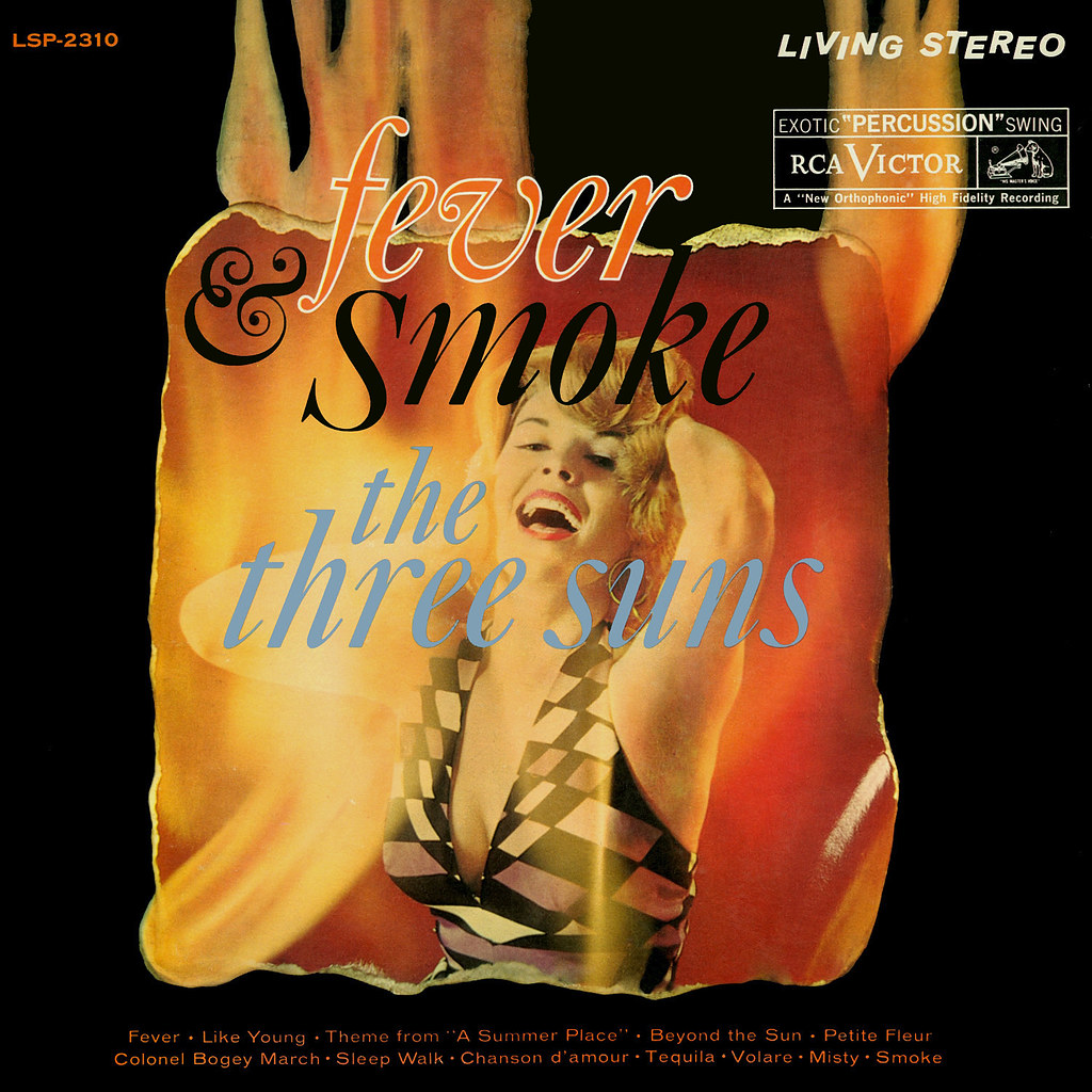 The Three Suns - Fever & Smoke