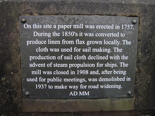 Sail Cloth Mill, Hutton Rudby