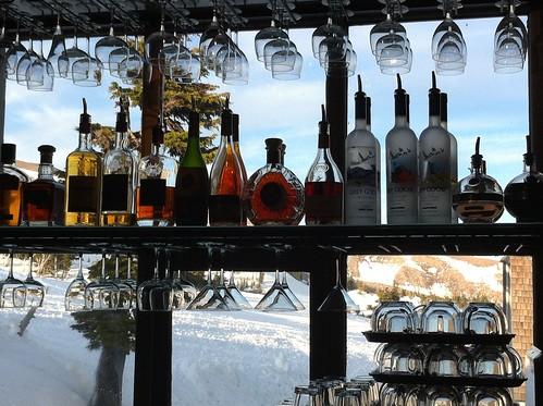 bar glass