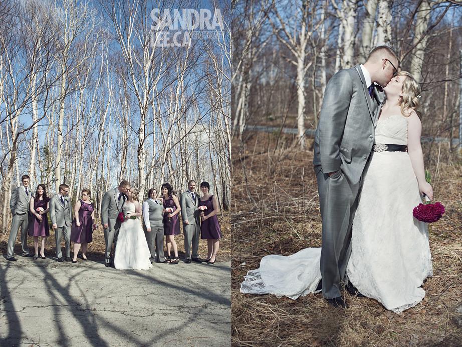 Duncan + Amanda :: Gander, NL Wedding