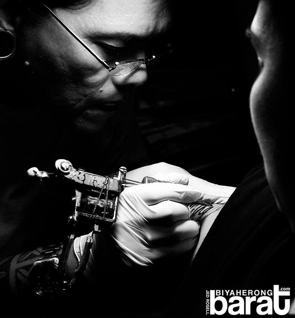 Mel Lacanilao Tattoo Artist in San Pablo Laguna