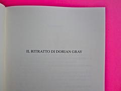 Oscar Wilde, Il ritratto di Dorian Gray.,BUR 2012. Art Director: Francesca Leoneschi / theWorldofDOT; imm. di cop.: @Kimi Recar. Pag. 39 (part.), 1