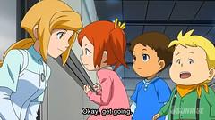 Gundam AGE 4 FX Episode 40 Kio's Resolve, Together with the Gundam Youtube Gundam PH (34)
