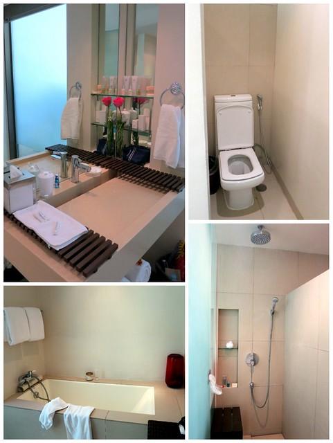 Discovery Shores Boracay bathroom