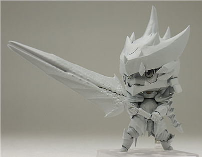 Nendoroid Lagia X Series Equipment Hunter