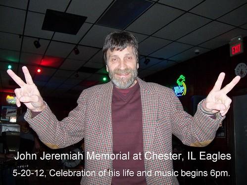 John Jeremiah Memorial