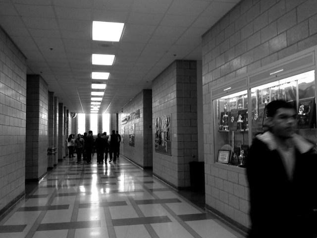 Thomas Kelly High School - Hallway
