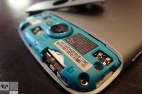 HTC One S — SIM card