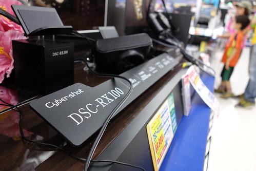 SONY Cybershot DSC-RX100 f/3.2 28mm