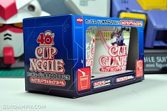1-200 RX-78-2 Nissin Cup Gunpla 2011 OOTB Unboxing Review (2)