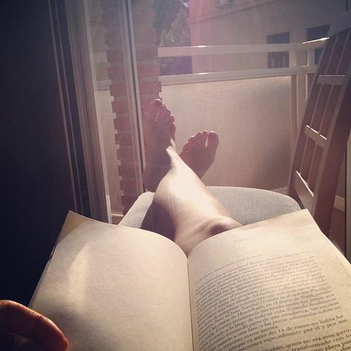 Comienzo El quinto dia, el 1er libro del rincon de lectura by rutroncal
