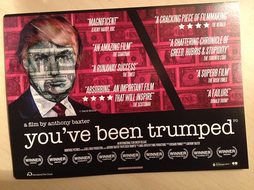 Day 238 of Project 365: You've Been Trumped
