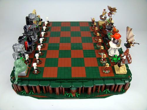 Star Wars: Return of the Jedi Lego Chess