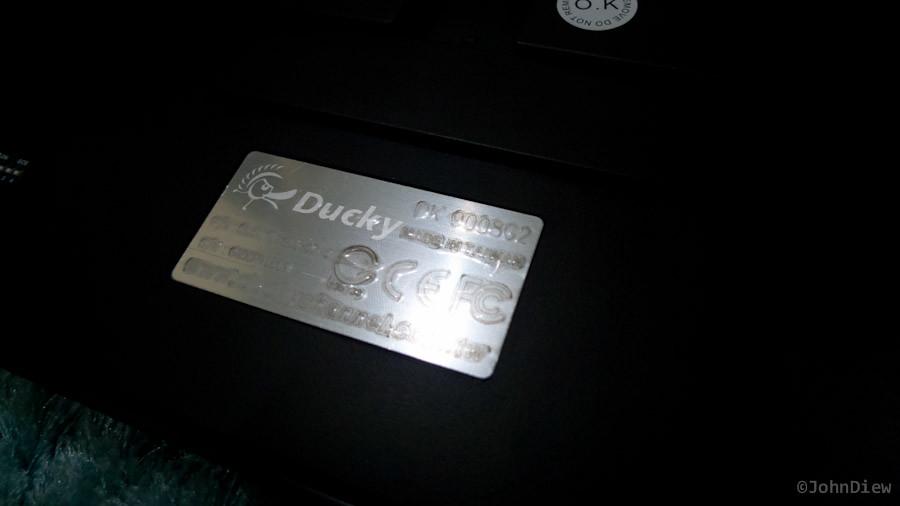 Ducky DK9008G2pro - 14