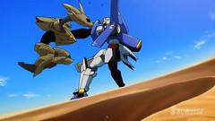 Gundam AGE 3 Episode 31 Terror! The Ghosts of the Desert Youtube Gundam PH 0037