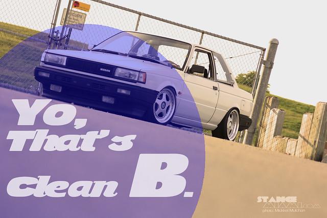 Yo thats clean B