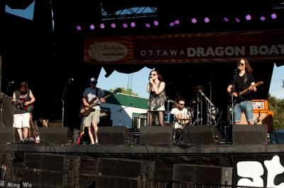 Whale Tooth @ Ottawa Dragon Boat Festival