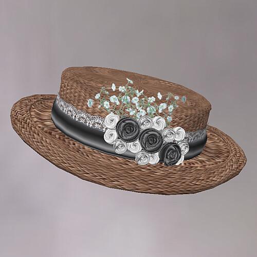 Lady Sarah Hat - Lace (copy_mod)