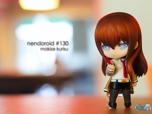 Nendoroid Makise Kurisu