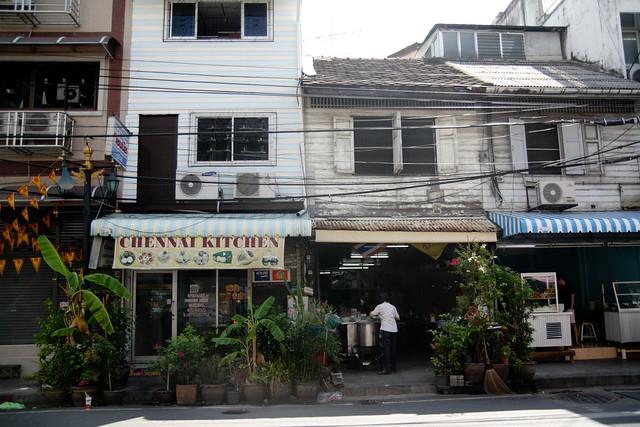 bangkok side street