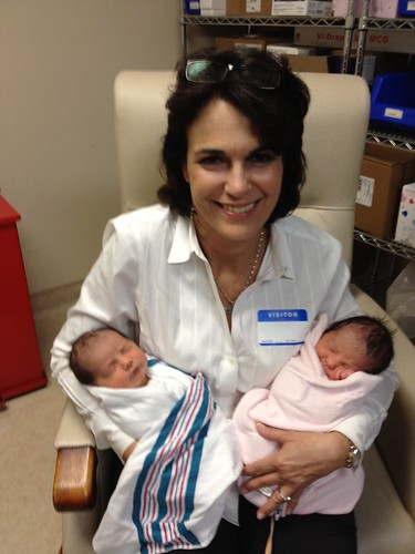 Mimi and twins