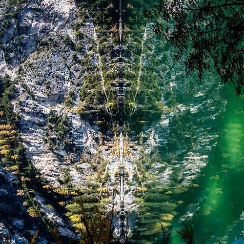 Pragser Wildseee, Lago di Braies 90° Rotation