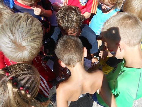 kids marathon at camping ca savio in cavallino treporti: route