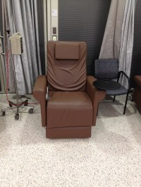 New Chemotherapy Treatment Chair | Flickr - Photo Sharing!