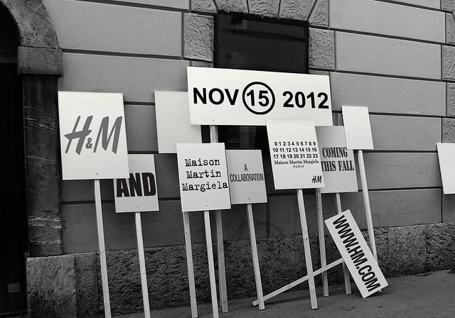 H&M announces Margiela