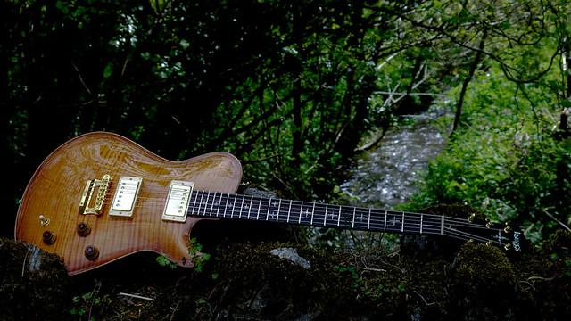 Knaggs Guitar T2 Kenai