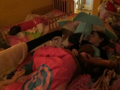 Advanced Sleeping Positions by Tom Fairfax