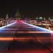 Millenium Bridge Lights 1