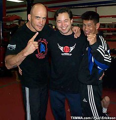 Bas Rutten Seminar - Janjira Muay Thai