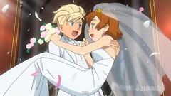 Gundam AGE 2 Episode 28 Chaos in the Earth Sphere Youtube Gundam PH (13)