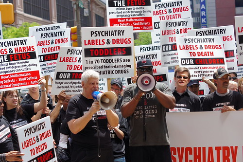 Philadelphia Psychiatry Protest at the American Psychiatric Association (APA) Annual Meeting
