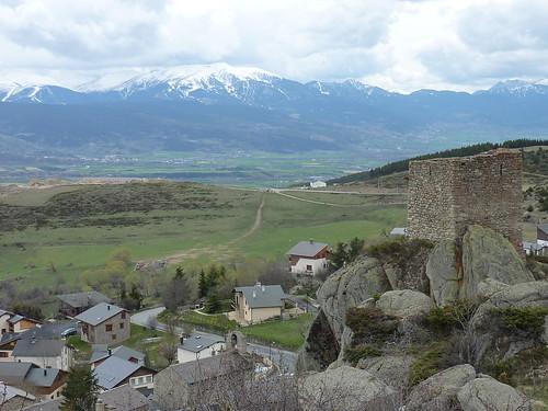 Géocaching tour d'Egat