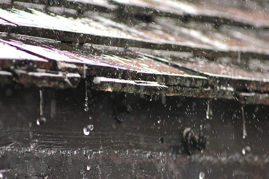 Raining Again!