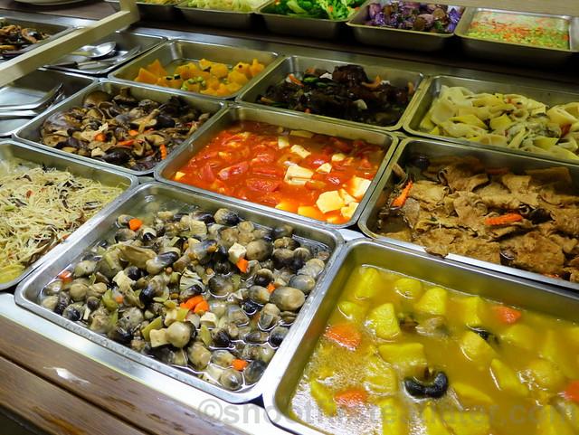 素雅屋 (vegetarian restaurant in Taimall, Taipei)-006