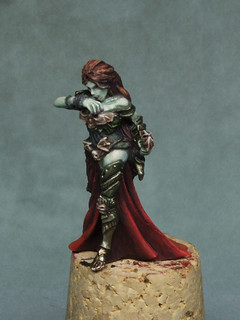 Vampire Countess WIP