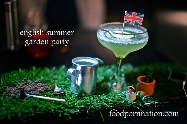 english summer garden party